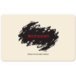 Monsoon Gift Card