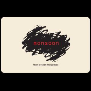 Monsoon Gift Card