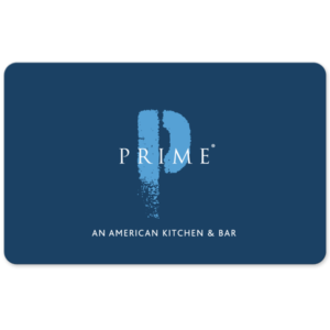 Prime Gift Card