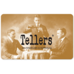 Tellers Gift Card